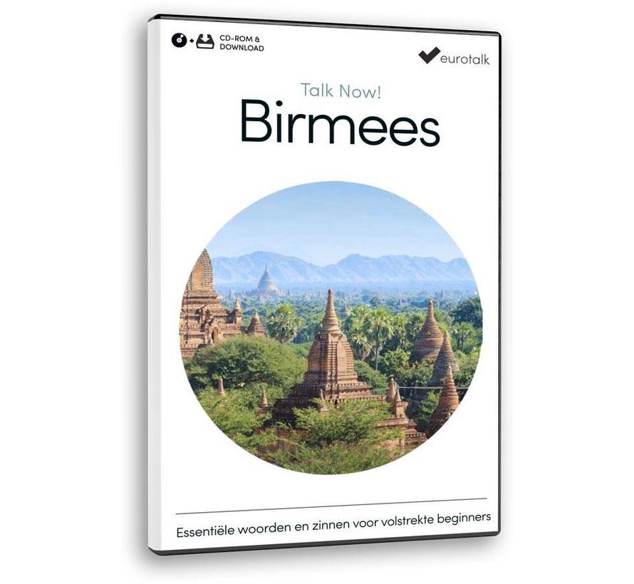 Basis cursus Birmees voor Beginners