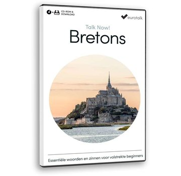 Eurotalk Talk Now Talk Now - Basis cursus Bretons voor Beginners