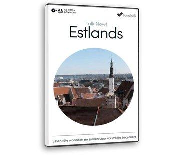 Eurotalk Talk Now Talk Now - Basis cursus Ests voor Beginners