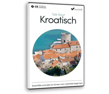 Eurotalk Talk Now Basis cursus Kroatisch voor Beginners