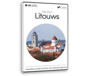 Eurotalk Talk Now Talk Now  - Basis cursus Litouws voor Beginners