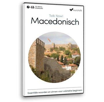 Eurotalk Talk Now Basis cursus Macedonisch voor Beginners