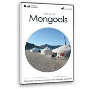 Eurotalk Talk Now Talk Now  - Basis cursus Mongools voor Beginners