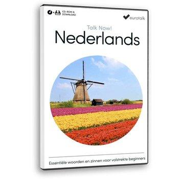 Eurotalk Talk Now Talk now - Basis cursus Nederlands voor Beginners (CD)