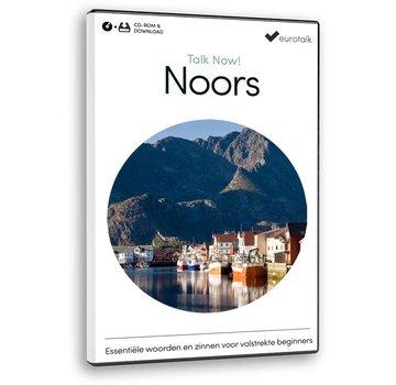 Eurotalk Talk Now Basis cursus Noors voor Beginners - Leer Noors (Bokmål)