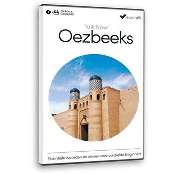 Eurotalk Talk Now Talk Now  - Basis cursus Oezbeeks voor Beginners