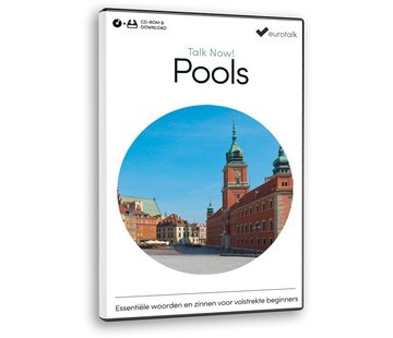 Eurotalk Talk Now Talk now Pools - Cursus Pools voor Beginners