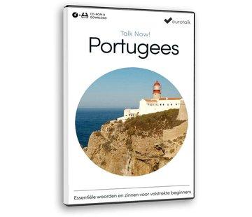 Eurotalk Talk Now Basis cursus Portugees voor Beginners (CD + Download)