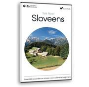 Eurotalk Talk Now Talk Now  - Basis cursus Sloveens voor Beginners