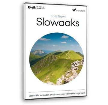 Eurotalk Talk Now Cursus Slowaaks - Leer Slowaaks voor Beginners