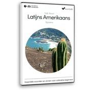 Eurotalk Talk Now Talk Now  - Basis cursus Latijns Amerikaans Spaans voor Beginners