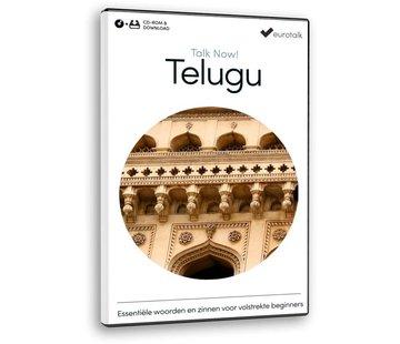 Eurotalk Talk Now Talk Now  - Basis cursus Telugu voor Beginners
