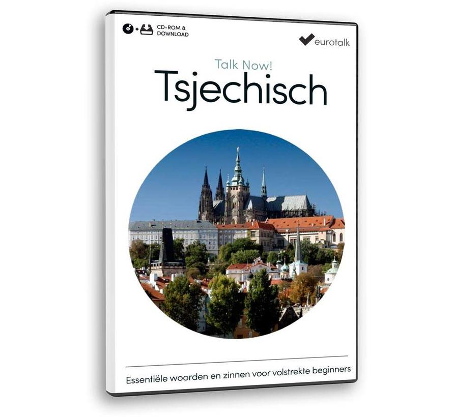Talk now - Cursus Tsjechisch voor Beginners
