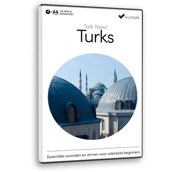 Eurotalk Talk Now Talk Now  - Basis cursus Turks voor Beginners