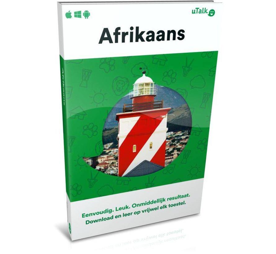 uTalk Leer Afrikaans - Complete taalcursus