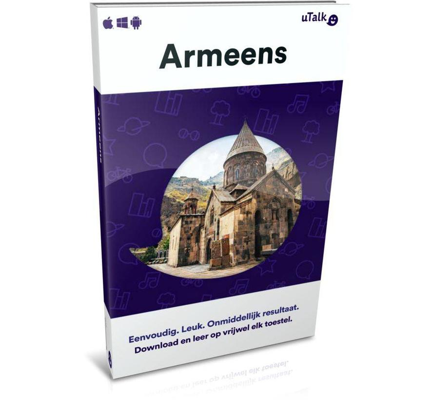 uTalk leer Armeens - Online cursus
