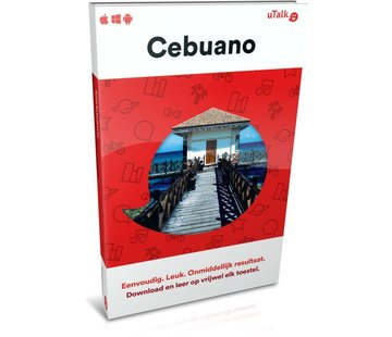 uTalk Leer Cebuano online - uTalk complete taalcursus