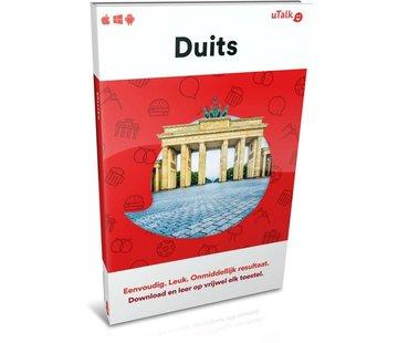 uTalk Duits leren online - uTALK Complete cursus Duits