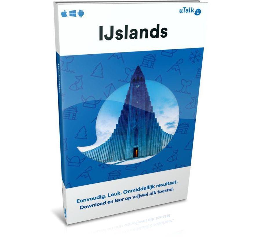 uTalk leer IJslands - Online cursus