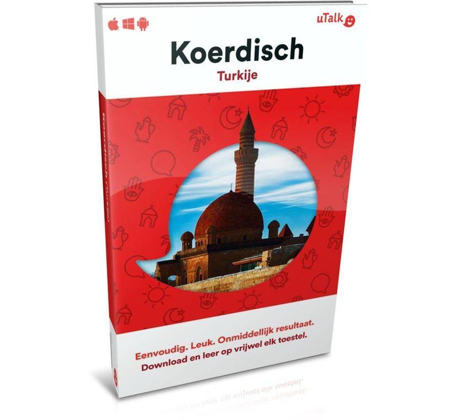 uTalk leer Koerdisch Kurmanji- Online taalcursus