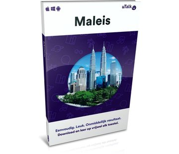 uTalk Leer Maleis online - uTalk complete taalcursus