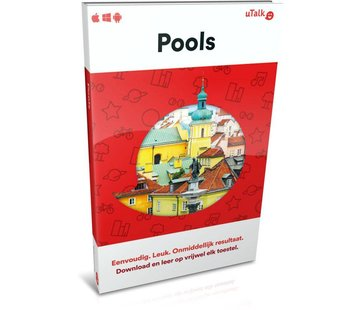 uTalk Pools leren ONLINE- Complete cursus Pools
