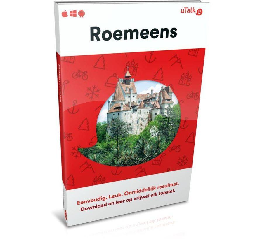 uTalk leer Roemeens - Online cursus