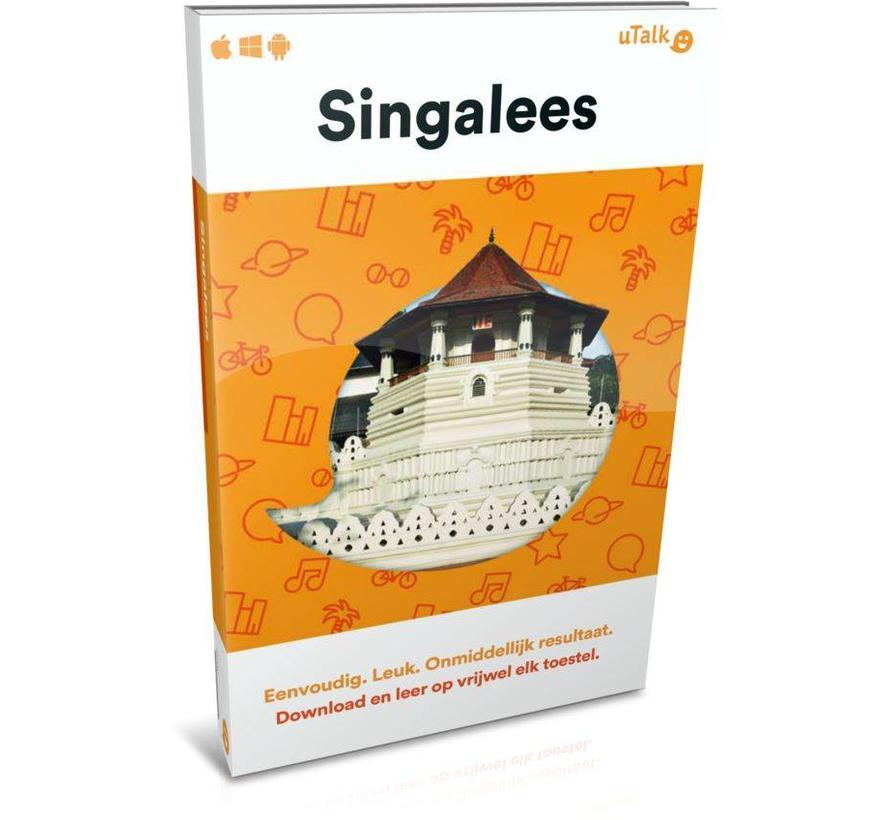 uTalk leer Sinhala - Online cursus