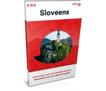 uTalk Sloveens leren ONLINE - Complete cursus Sloveens