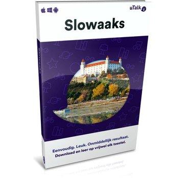 uTalk Leer Slowaaaks ONLINE- Complete cursus Slowaaks