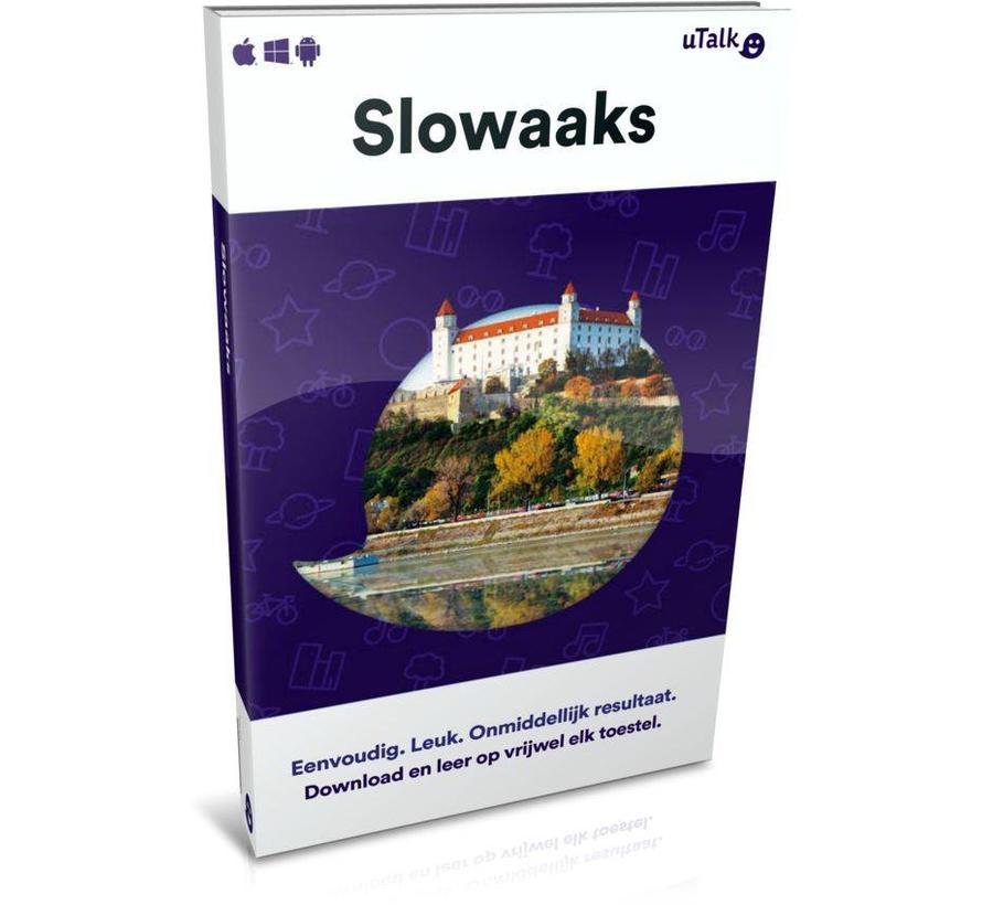 uTalk leer Slowaaks - Online taalcursus