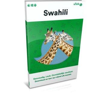 uTalk Leer Swahli ONLINE - uTalk Complete taalcursus Swahili