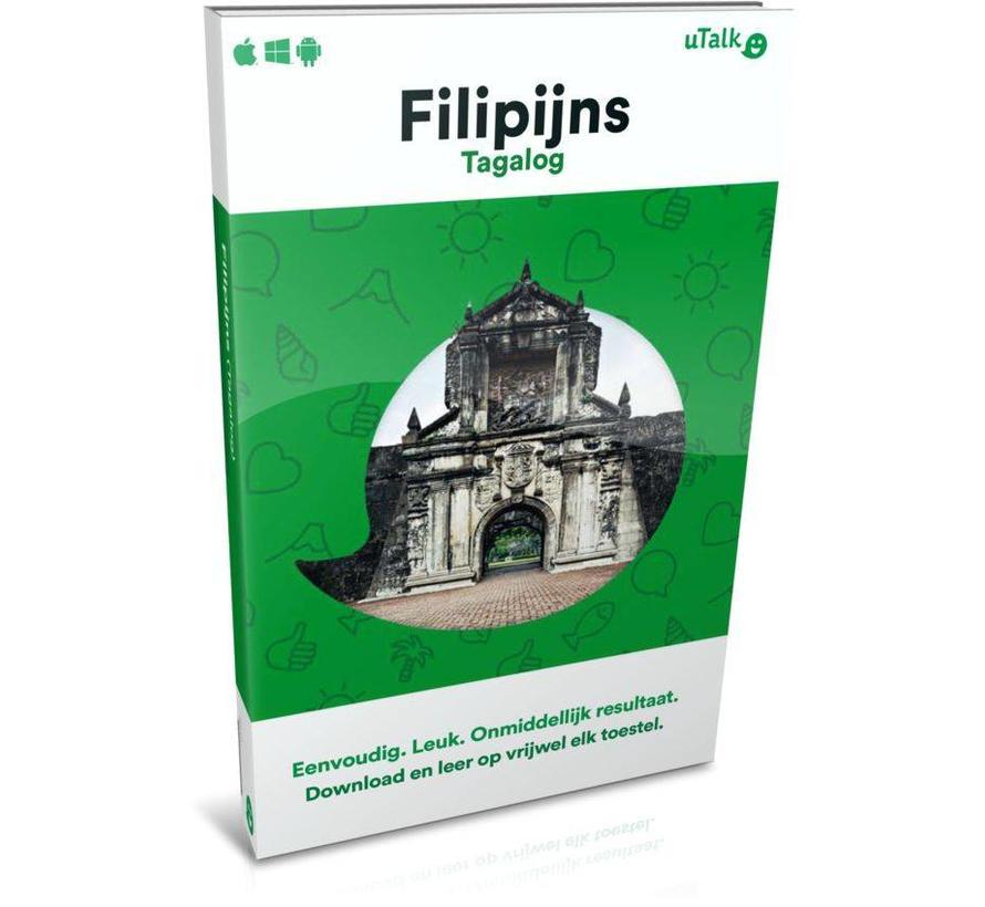 uTalk leer Filipijns - Complete cursus Filipijns