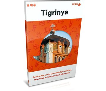 uTalk Leer Tigriyna ONLINE - Complete taalcursus Tigrinya