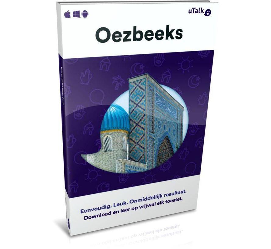 uTalk leer Oezbeeks - Online cursus