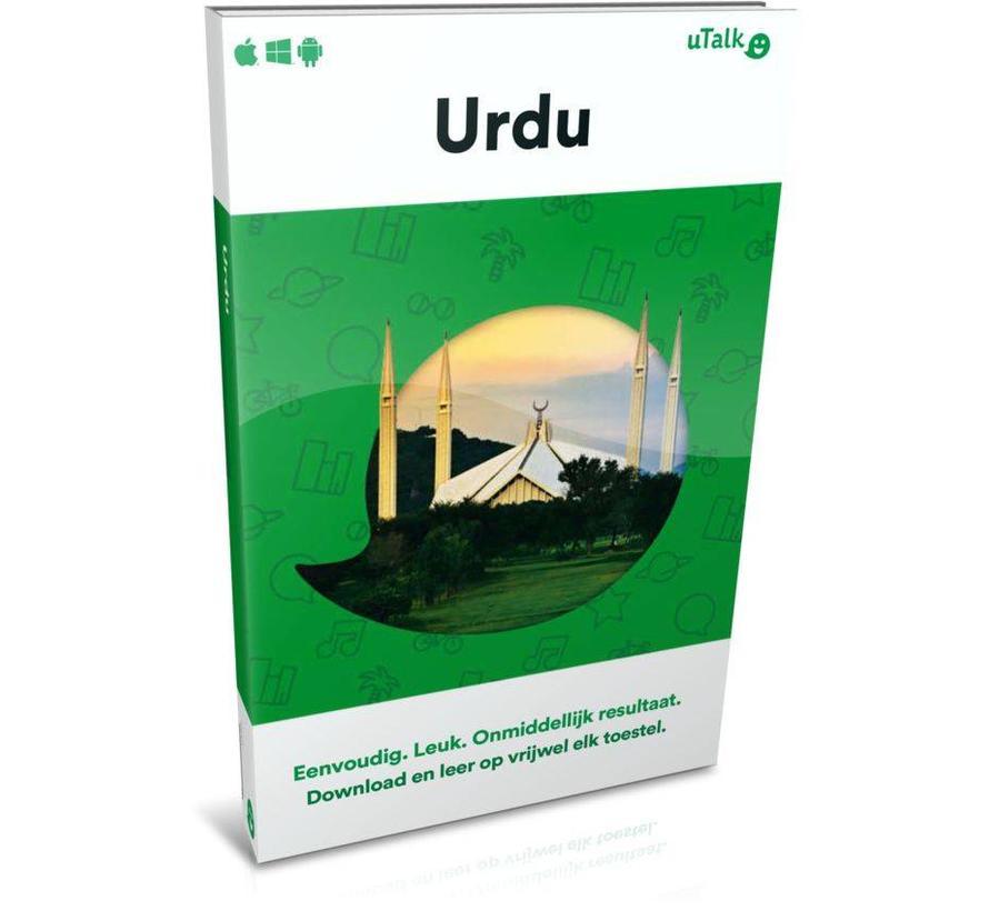 uTalk leer Urdu - Online cursus