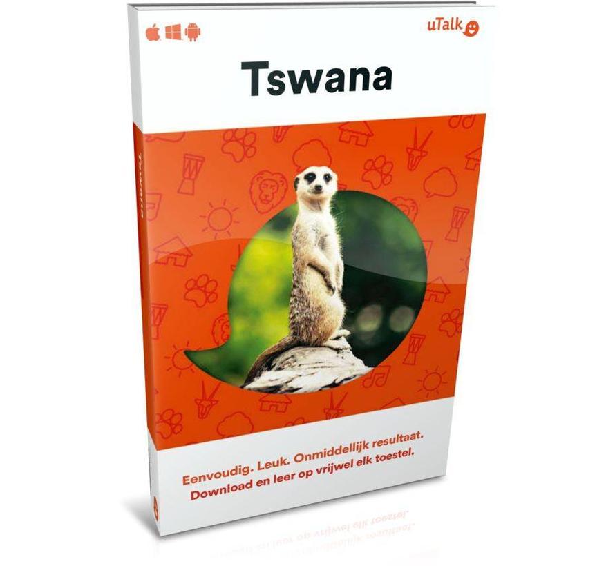 uTalk leer Tswana - Online cursus