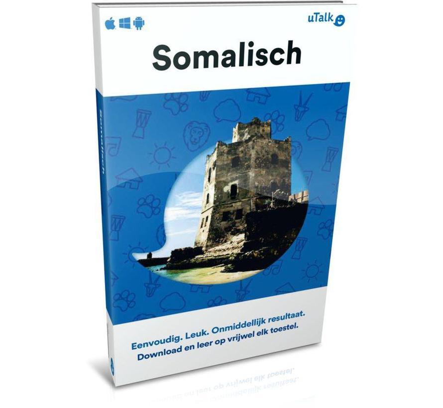 uTalk leer Somalisch - Online cursus