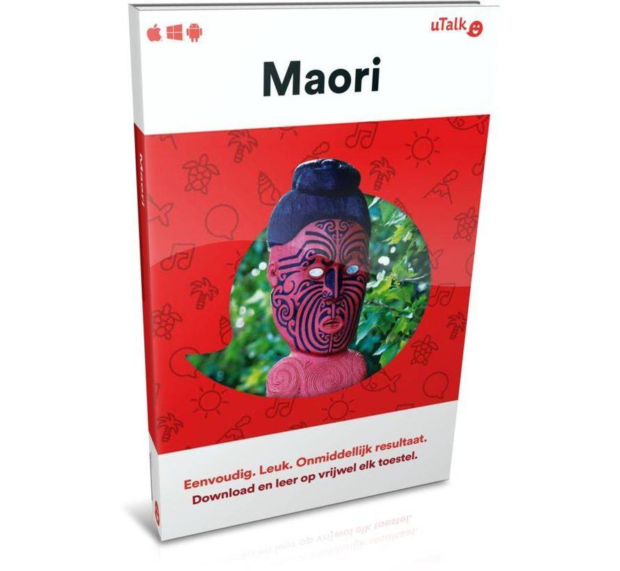 uTalk leer Maori - Online cursus