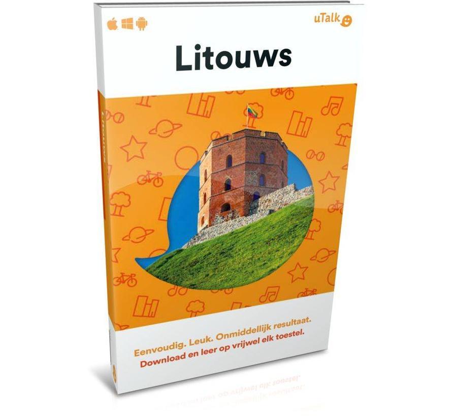 uTalk leer Litouws - Online cursus