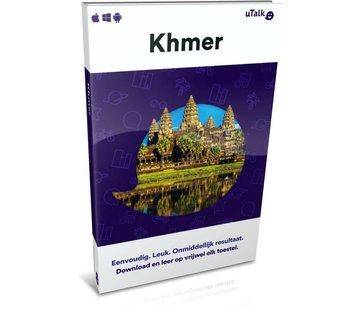 uTalk Leer Khmer online - uTalk complete taalcursus