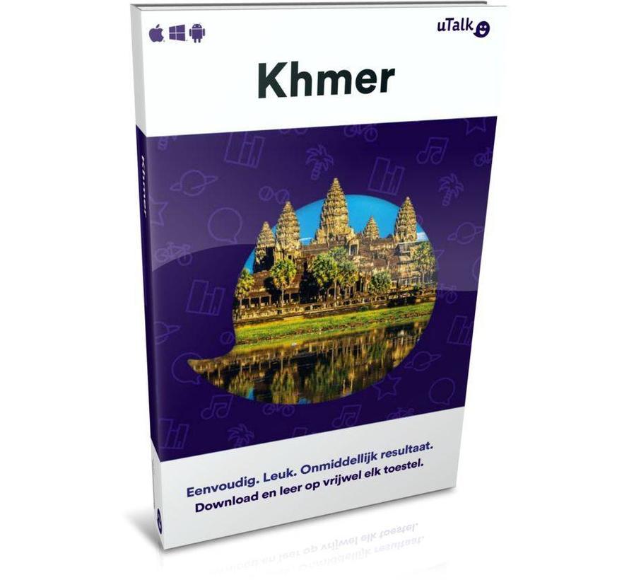 uTalk leer Khmer - Online cursus