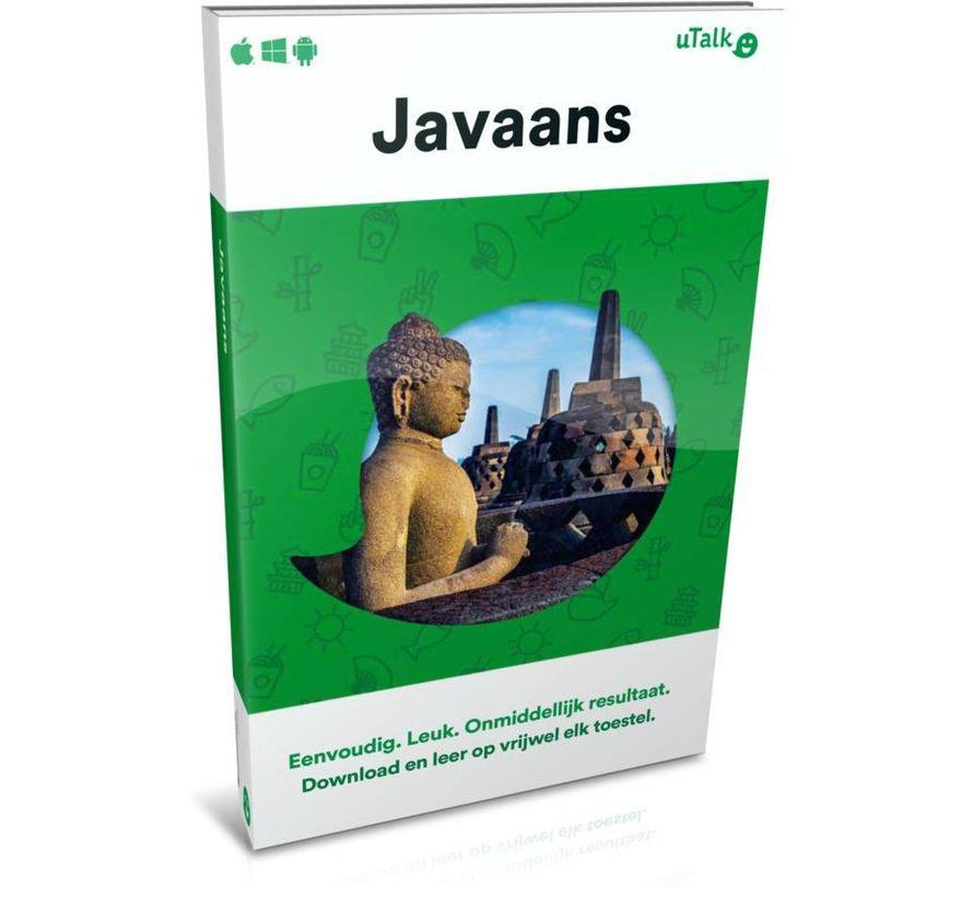 uTalk leer Javaans - Online cursus