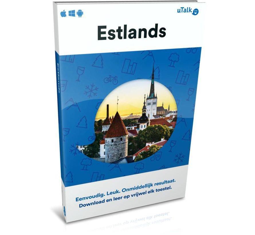 uTalk leer Ests - Online cursus