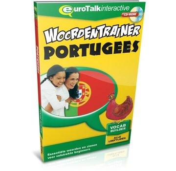 Eurotalk Woordentrainer ( Flashcards) Cursus Portugees voor kinderen - Flashards