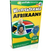 Eurotalk Woordentrainer ( Flashcards) Afrikaans voor kinderen - Woordentrainer Afrikaans