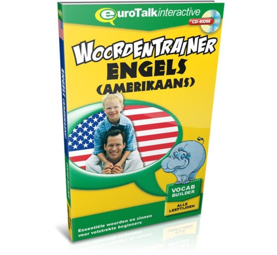 Amerikaans Engels voor kinderen - Woordentrainer