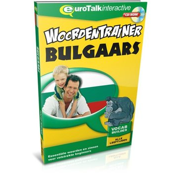 Eurotalk Woordentrainer ( Flashcards) Bulgaars voor kinderen - Woordentrainer Bulgaars