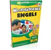 Eurotalk Woordentrainer ( Flashcards) Engels voor kinderen - Woordentrainer Engels