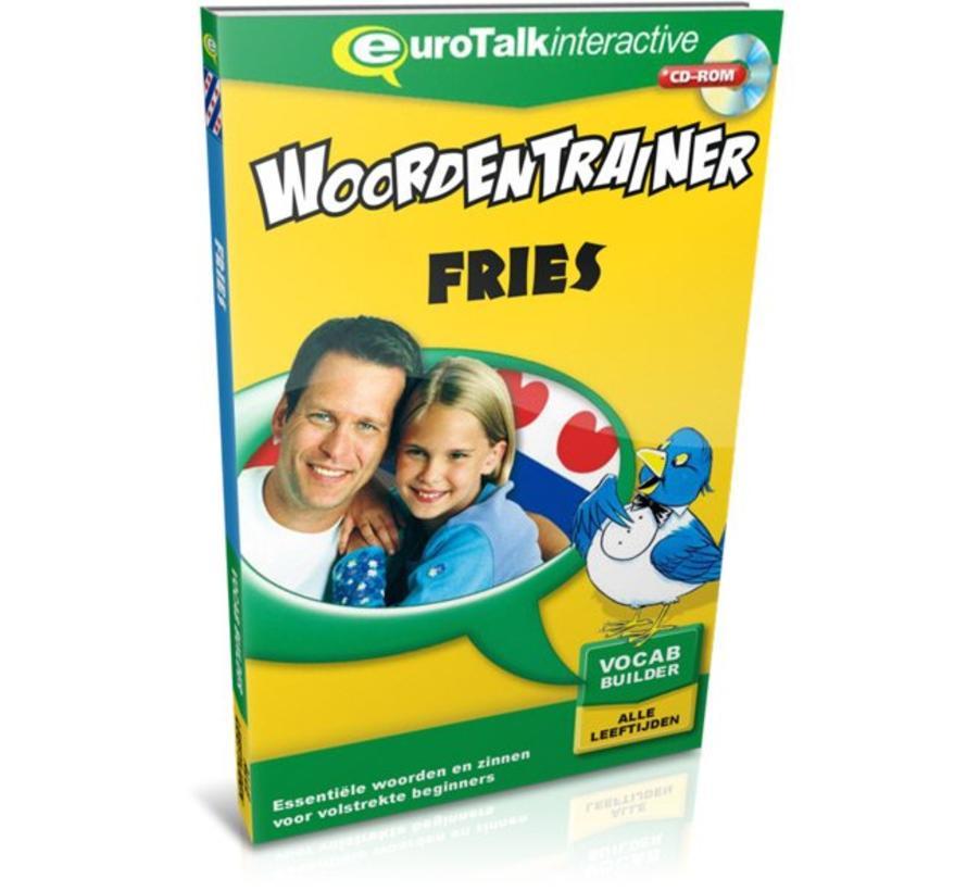 Fries voor kinderen - Woordentrainer Fries